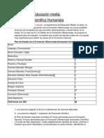 Educacion Media H-C