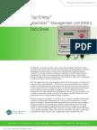 Tigo Management Unit Datasheet en SUNLUX