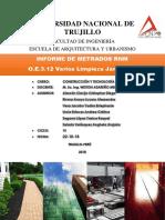 Informe de Metrados OE.3.12