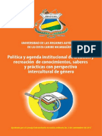 Reglamento Politica y Agenda Institucional de Inv. e Inv. 2017