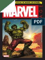 Marvel Age 35 - Noviembre de 2018