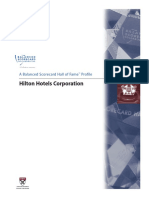 Hilton+Hotels+Case+Study