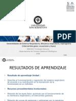 18 SESION DBIO1027-Generalidades-mecanica Respiratorio-leyes de Gases Intercambio