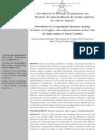 Questões Orientadoras Para a Prova de Biomecanica