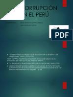 LA CORRUPCIÓN EN EL PERÚ.pptx