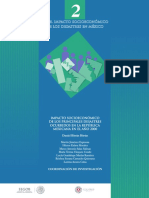 PROGRAMA ESPECIAL DE PREVENCIÓN Y MITIGACIÓN DEL RIESGO DE DESASTRES 2001-2006