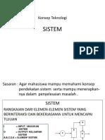Konsep Teknologi 9 - Sistem.ppt