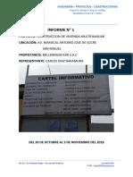 Informe Para Ingeniera