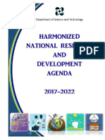 Approved Harmonized National RD Agenda  2017-2022.pdf