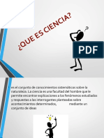 Ciencia y Doctrina