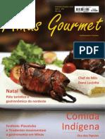 Revista Minas Gourmet Site