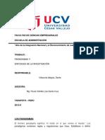 Paradigmas y Enfoque Informe