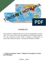 Sociologia do Turismo