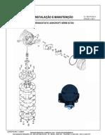 Manual de Instruções Pressostato B700