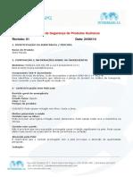 Poliol 3010 FISPQ Interbrasil