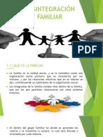 Desintegración Familiar Expo..