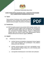 Garis Panduan Dlp 2018