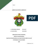 Tugas Teknik Pengambilan Sampel 2.docx