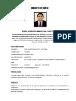 Curriculum Vitae Maclena
