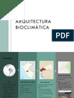 Bioclimática