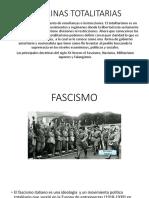 Fascismo presentacion