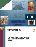 Sesión 06- La oración 1..ppt