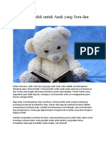 Cerita Pendek Untuk Anak Yang Seru Dan Mendidik