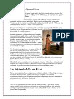 Biografia de Jefferson Perez