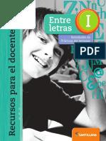 Entre letras  Recursos para el docente.pdf
