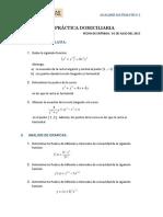 Practica Calificada Domiciliaria - Propuesto