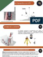 LEVANTAMIENTO TOPOGRAFICO CON  GPS