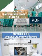 Métodos de Esterelización Físicos