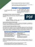SENSACIONES SOMÁTICAS II SENSACIÓN DE DOLOR, CEFALEA Y TÉRMICA
