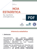 Inferencia Estadística Clase 3