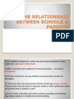 Chapter 5 (Latest) - The Relationship Between Schools Parents