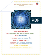 Electrónica Digital Edisson