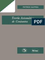 Teoria Axiomatica de Conjuntos