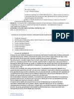 Estudios Tecnicos a Nivel de Preinversion