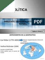 Geopolítica, Vigencia y Armas Clave