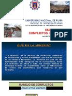 Conflictos Mineros Cap i y II