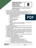 AB 2018 Carátula TP Nro 0 Instructivo Trabajos Prácticos