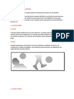 Los Fundamentos Técnicos Del Futbol