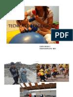 Tecnicas de Facilitacion 2018