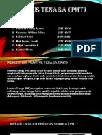 Pemutus Tenaga (PMT) PPT