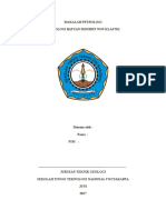 MAKALAH PETROLOGI LAPORAN 2.docx