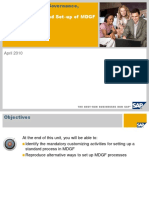 SAP MDG Financial Data Implementation Setup ERP605