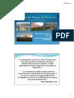 Analisis Gestion Del Riesgo