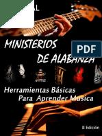 Manual Basico Para Ministerios de Alabanza 2da Edicion 2017