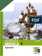 Telesecundaria(primero) - Musica1.pdf