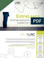 I-linc Entrepreneurial Learning Toolkit for Teachers